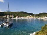 Fiskardo, Kefalonia (Cephalonia), Ionian Islands, Greece