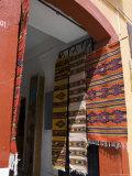Local Weaving, Oaxaca City, Oaxaca, Mexico, North America