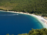 Antisamos Beach Near Sami, Kefalonia (Cephalonia), Ionian Islands, Greece