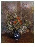 Bouquet De Fleurs, 1875