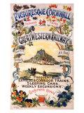 Picturesque Cornwall, Great Western Railway, c.1897