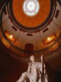 Interior Rotunda of State Capitol Building, Raleigh, North Carolina