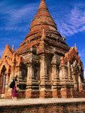Izagonna Temple Complex, Bagan, Mandalay, Myanmar