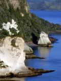 Early Morning Towards Cathedral Cove, Coromandel Peninsula, New Zealand