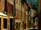Houses and Other Buildings, Rue St. Jean, Villefranche de Conflent, Languedoc-Roussillon, France