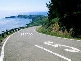 Point Bonita from Marin Headlands Road, Marin County, California