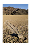 Moving Rocks, Death Valley