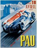 Grand Prix Automobile de Pau, 1949