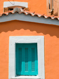 Building Detail, Pythagorio, Samos, Aegean Islands, Greece