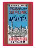 New York Skyline Tea