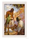 Robinson Crusoe: I Made Friday a Jacket of Goat Skin