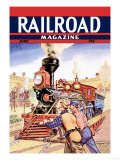 Railroad Magazine: Working on the Railroad, 1943