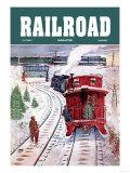 Railroad Magazine: December Trains, 1951