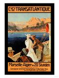 Marseille-Algiers Cruise Line