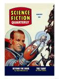 Science Fiction Quarterly: Astronaut Miner