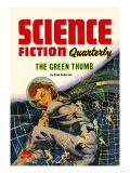 Science Fiction Quarterly: Little People of the Space Web