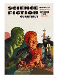 Science Fiction Quarterly: Diabolical Scheming