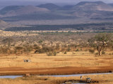 Tsavo National Park, Kenya, East Africa, Africa