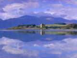 Eilean Donan Castle, Loch Duich, Highland Region, Scotland, UK, Europe