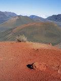 Haleakala Volcano, Island of Maui, Hawaiian Islands, USA