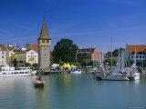 Lindau, Lake Constance, Bavaria, Germany, Europe