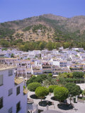 The White Hill Village of Mijas, Costa Del Sol, Andalucia (Andalusia), Spain, Europe