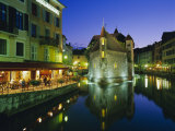 Annecy, Haute Savoie, Rhone Alpes, France, Europe