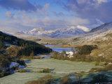 Mount Snowdon, Snowdonia National Park, Wales, UK, Europe