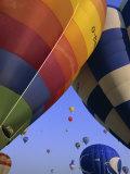 Bristol Balloon Festival, Bristol, Avon, England, UK, Europe
