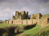 Kenilworth Castle, Warwickshire, England, UK, Europe