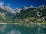Molveno, Brenta Dolomites, Alto Adige, Italy, Europe