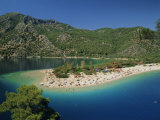 Olu Deniz, Lagoon Beach, Turkey, Eurasia