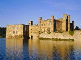 Leeds Castle, Near Maidstone, Kent, England