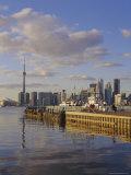 City Skyline, Toronto, Ontario, Canada