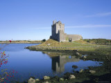Dunguaire Castle, Kinvarra Bay, County Galway, Connacht, Republic of Ireland (Eire), Europe