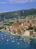 Villefranche, Cote d'Azur, Provence, France, Europe