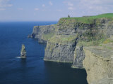 The Cliffs of Moher, County Clare, Munster, Republic of Ireland (Eire), Europe