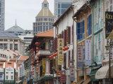 Sago Street, Chinatown, Singapore, South East Asia