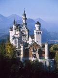 Neuschwanstein Castle, Fussen Bavaria, South Germany