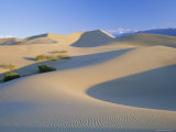 Sand Dunes, Death Valley National Monument, California, USA