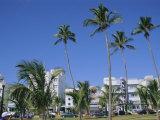 Ocean Drive, South Beach, Miami Beach, Miami, Florida, USA
