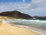 Praia Salamansa, Sao Vicente, Cape Verde Islands, Atlantic Ocean, Africa