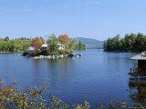 Squam Lake, New Hampshire, New England, United States of America (U.S.A.), North America
