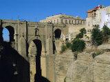 Puente Nuevo or New Bridge, 1784, Ronda, Andalucia, Spain