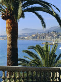 Menton, Alpes Maritimes, Provence, French Riviera, France, Europe