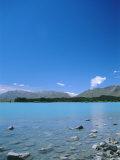 Lake Tekapo, Mount Cook National Park, Canterbury, South Island, New Zealand