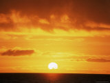 Sunrise Over the Sea, Western Australia, Australia, Pacific