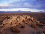 Landscape, Bolivian Altiplano, Bolivia, South America