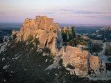 Baux De Provence, Bouches Du Rhone, Provence, France