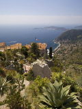 Eze Village, Alpes Maritimes, Provence, Cote d'Azur, French Riviera, France, Mediterranean, Europe